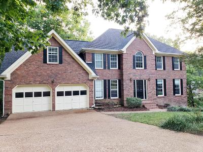 Hixson Single Family Home Contingent: 1704 Valley Forge Dr