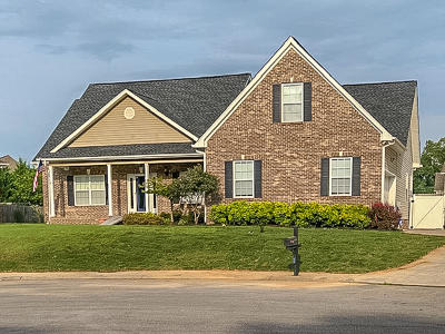 Ooltewah Single Family Home For Sale: 7629 Prince Dr
