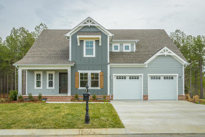 Soddy Daisy Single Family Home For Sale: 867 Equestrian Dr