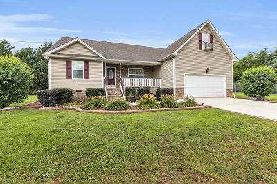 Ringgold Single Family Home Contingent: 74 Jasper Ln