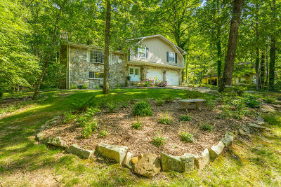 Signal Mountain Single Family Home Contingent: 921 Dunsinane Rd