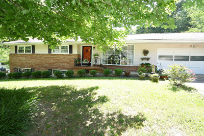 Soddy Daisy Single Family Home For Sale: 2414 Blue Ridge Dr