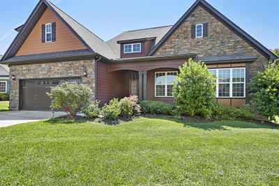 Soddy Daisy Single Family Home For Sale: 1097 Natural Way