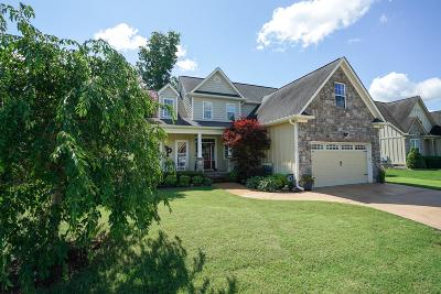 Ooltewah Single Family Home Contingent: 7526 Autumn Leaf Tr