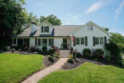 Chattanooga Single Family Home For Sale: 1845 Crestwood Dr