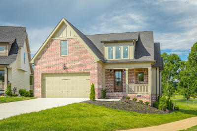 Ooltewah Single Family Home Contingent: 8173 Double Eagle Ct