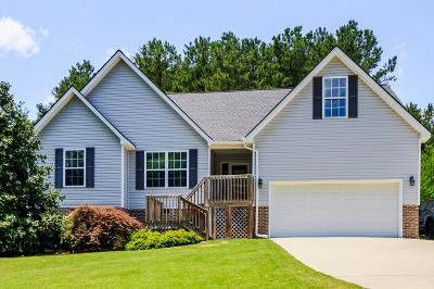 Ringgold Single Family Home Contingent: 640 Condra Rd