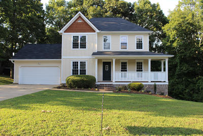 Ooltewah Single Family Home Contingent: 6105 Blue Ash Dr