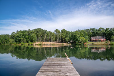 Single Family Home For Sale: 1495 Raven Cliff Rd