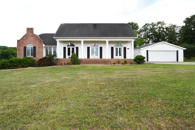 Chickamauga Single Family Home For Sale: 1217 Old Bethel Rd