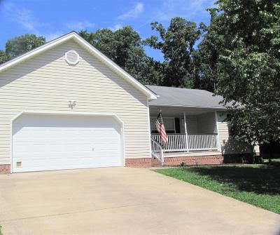 Soddy Daisy Single Family Home Contingent: 1106 Lightning Dr #29