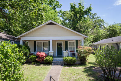 Single Family Home For Sale: 1414 Hixson Pike