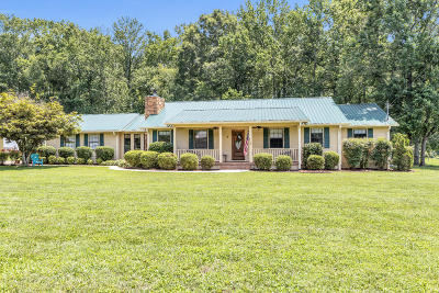 Soddy Daisy Single Family Home For Sale: 10622 Walden St