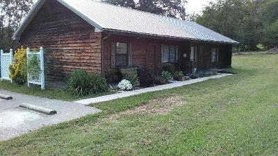 Chickamauga Multi Family Home For Sale: 8232 Highway 193 Hwy