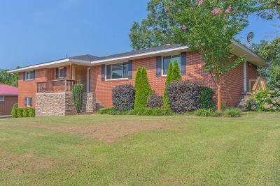 Rossville Single Family Home For Sale: 183 S Mission Ridge Dr