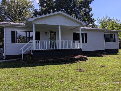 Single Family Home For Sale: 1750 Pleasant Hill Rd
