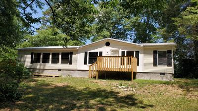 Chickamauga Single Family Home For Sale: 2666 Glass Mill Rd