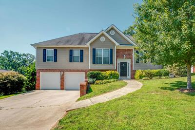 Ooltewah Single Family Home Contingent: 7418 British Rd