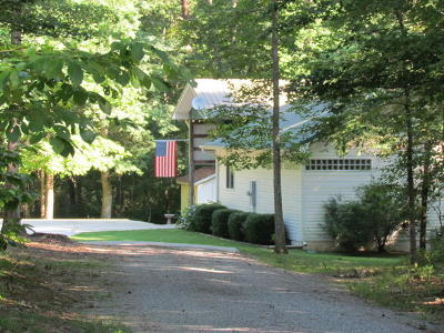Marion County Single Family Home For Sale: 170 Foster Falls Rd