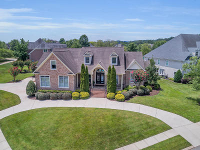 Chattanooga Single Family Home For Sale: 9324 Windrose Cir