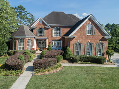 Chattanooga Single Family Home Contingent: 9371 Windrose Cir