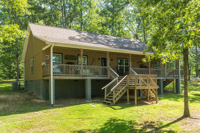 Bryant Single Family Home For Sale: 350 County Road 720