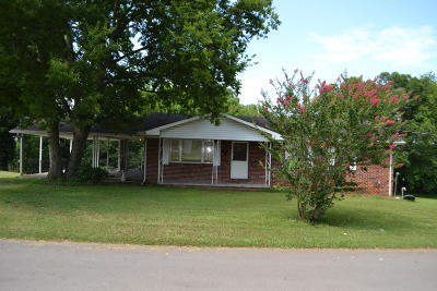Marion County Single Family Home For Sale: 207 E 8th E. St