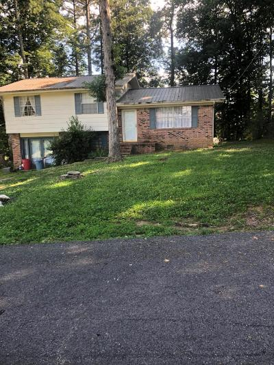 Cleveland Single Family Home Contingent: 1401 SW Teakwood Ct