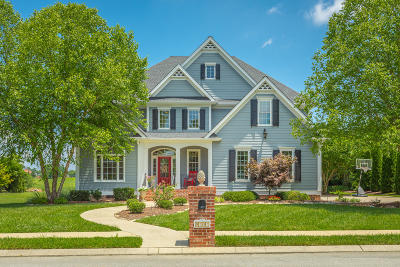 Ooltewah Single Family Home For Sale: 8537 Rambling Rose Dr