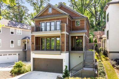 Chattanooga Single Family Home For Sale: 114 Parapet Tr