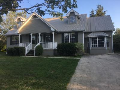 Cleveland Single Family Home For Sale: 478 Old Parksville Rd
