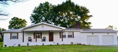 Chickamauga Single Family Home For Sale: 1834 Lytle Rd