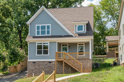 Chattanooga Single Family Home For Sale: 897 Overman St
