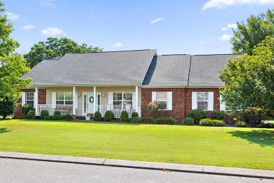 Ringgold Single Family Home Contingent: 460 Morning Glory Dr