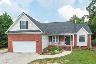 Ringgold Single Family Home Contingent: 265 Holcomb Rd