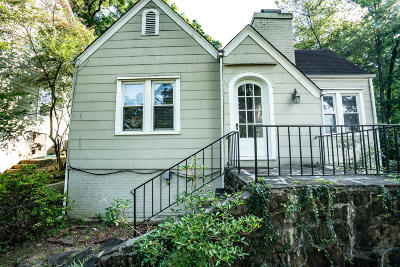 Chattanooga Single Family Home For Sale: 1305 Dugdale St