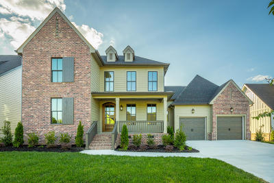 Ooltewah Single Family Home For Sale: 2313 Weeping Willow Dr #97