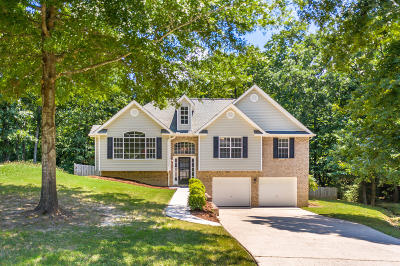 Ooltewah Single Family Home Contingent: 6033 Chandler Hill Rd