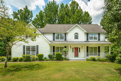 Ooltewah Single Family Home For Sale: 9614 Imperial Dr