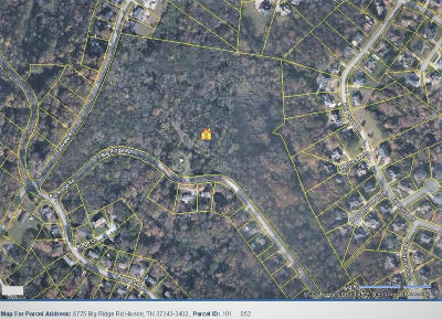Hixson Residential Lots & Land For Sale: 6775 Big Ridge Rd