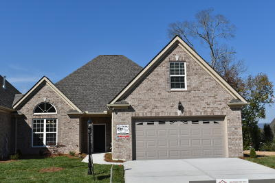 Hixson Townhouse For Sale: 7157 Potomac River Dr #Lot# 580