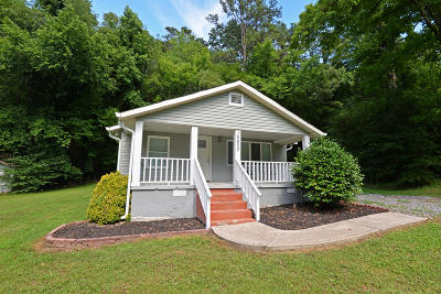 Soddy Daisy Single Family Home For Sale: 10820 Dallas Hollow Rd