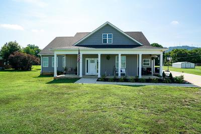 Ooltewah Single Family Home For Sale: 8636 Ooltewah Georgetown Rd