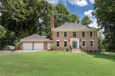 Ooltewah Single Family Home For Sale: 5612 Barrington Country Cir