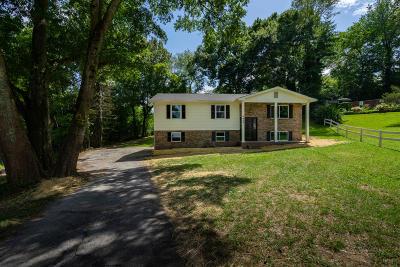 Hixson Single Family Home Contingent: 6900 Creeklands Ln