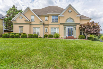 Ooltewah Single Family Home For Sale: 4331 Linen Crest Way