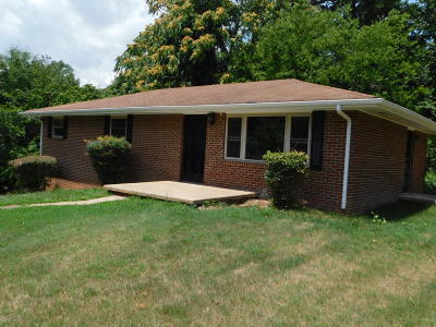 Chattanooga Single Family Home For Sale: 3503 Saluda St