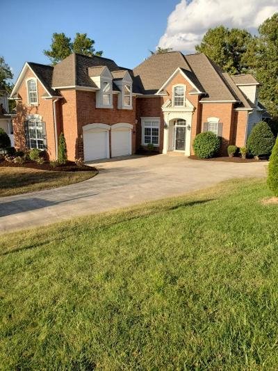 Ooltewah Single Family Home For Sale: 4382 Wellesley Dr