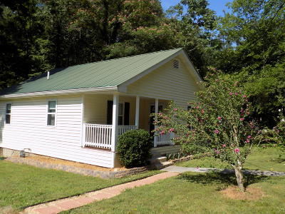 Hixson Single Family Home Contingent: 920 Old Lower Mill Rd