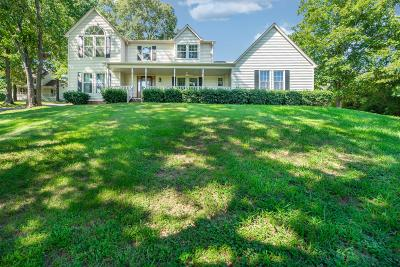 Ringgold Single Family Home For Sale: 1231 Brock Cir